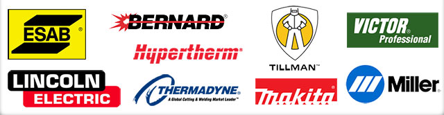 Welding Supply Brands